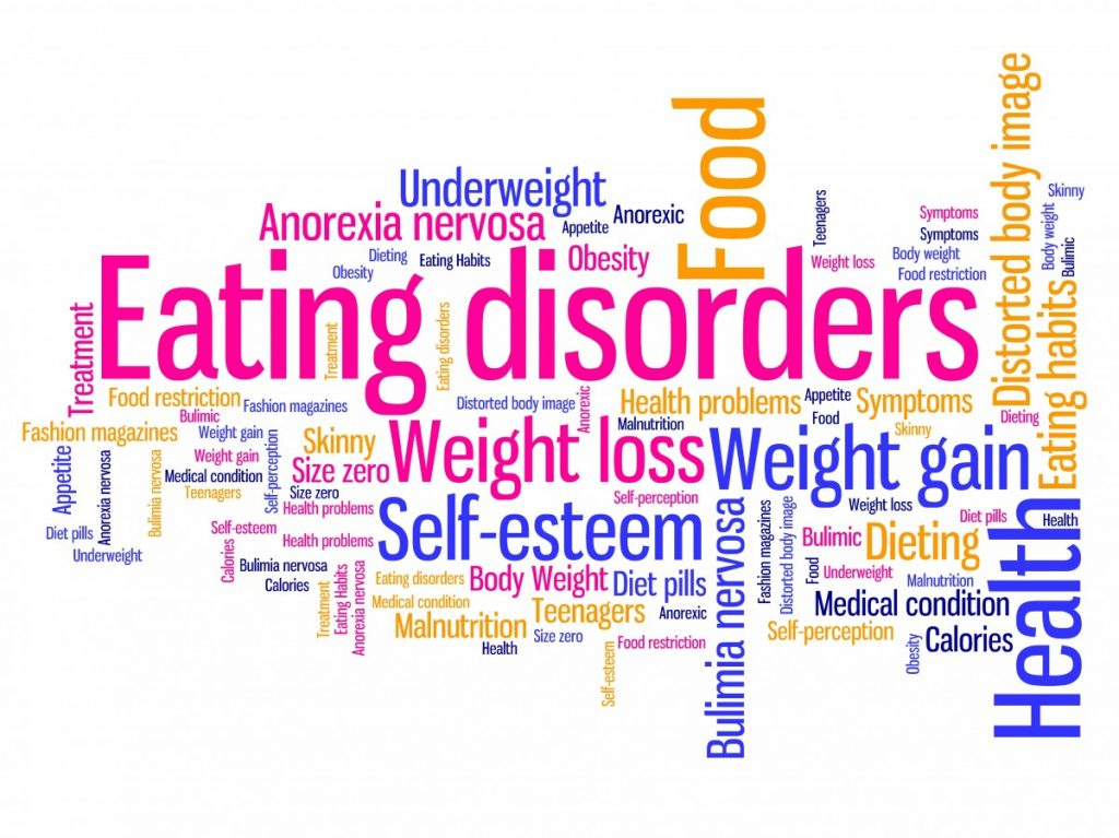 The Neurology Behind  Eating Disorders